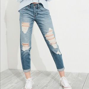 HCo Low rise BF jeans